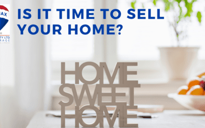 Knowing When It Might Be Time To Sell Your Home!